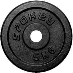 Spokey Sinis Súlytárcsa, 5kg