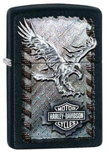 Zippo 28485 Harley-Davidson Iron Eagle vžigalnik
