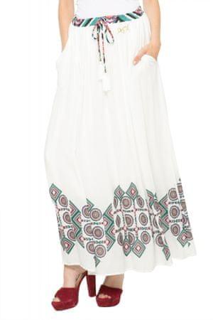Desigual dámská sukně 40 bílá