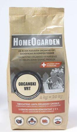 HomeOgarden organsko gnojilo Organski vrt, 4 kg