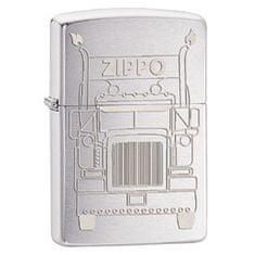 Zippo vžigalnik 28572 kamion, krom polirani