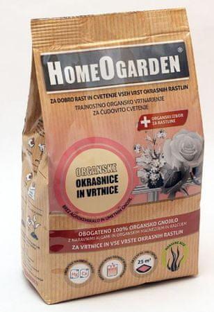 HomeOgarden organsko gnojilo Organske okrasnice in vrtnice, 1 kg