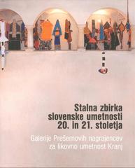 Marko Arnež: Stalna zbirka slovenske umetnosti 20. in 21. stoletja