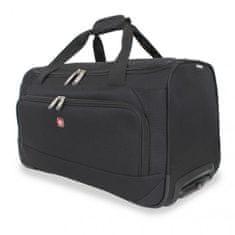Wenger potovalna torba na kolesih SA6017202261, črna