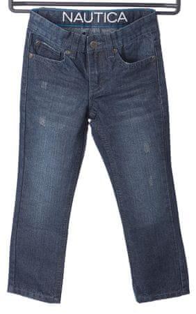 Nautica chlapecké jeansy 170 modrá