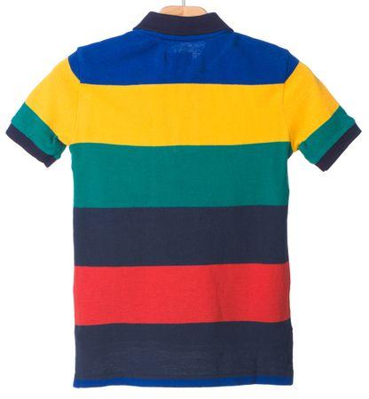 1d389db2fd Chaps fiú galléros póló 98-104 többszínű | MALL.HU
