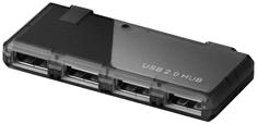 Goobay 4-portni USB HUB, USB 2.0