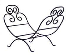 Previosa Stojan na drevo ku krbu (GL-30459)