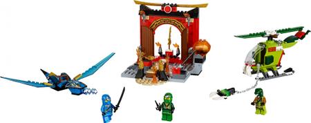 LEGO Juniors 10725 Zaginiona świątynia