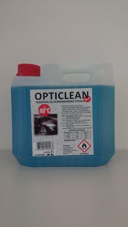 Opticlean tekućina za stakla -60 °C, 3l