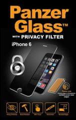 PanzerGlass zaščitno steklo Apple iPhone 6/6S, privacy