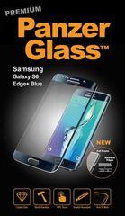 PanzerGlass premium zaščitno steklo Samsung Galaxy S6 Edge +, modra
