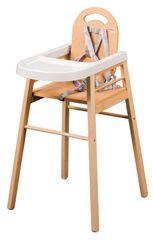 Candide Jídelní židlička Combelle Lili