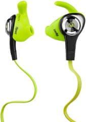 Monster iSport Intensity In-Ear, světle zelená - rozbaleno