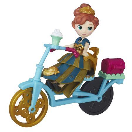 Disney Frozen malá bábika s doplnkami Anna