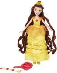 Disney Lalka Bella z długimi włosami