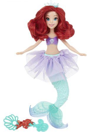 Disney princesa Ariela z mehurčki