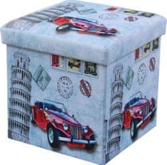 Westside kutija za pohranu Pisa