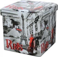 Westside Paris Zsámoly tárolóegységgel