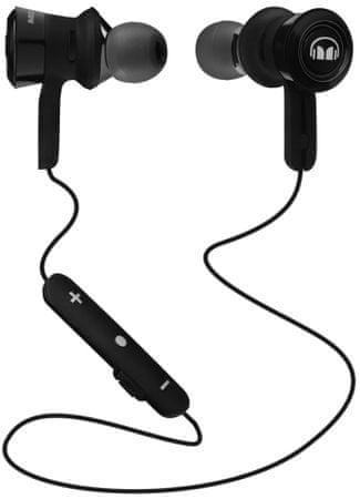 Monster ClarityHD Vezeték nélküli fülhallgató, Fekete