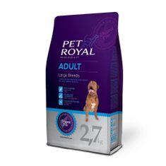 Pet Royal Adult Dog Large Breeds Kutyatáp, 2,7 kg