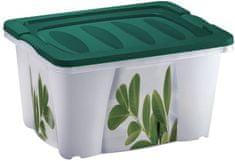 Jelenia Plast kutija za pohranu Lovor, 21 l