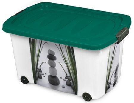 Jelenia Plast Zen Tároló doboz, 45 l