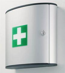 Durable omarica za prvo pomoč, mala, prazna