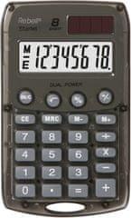 Rebell kalkulator Starlet BX, siv