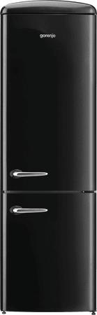 Gorenje ORK193BK kombinirani hladilnik z zamrzovalnikom