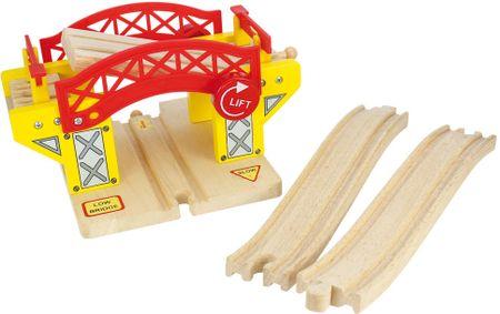 Bigjigs Rail Most Zwodzony