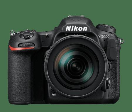 NIKON D500 + 16-80 VR Digitális fényképezőgép