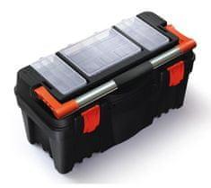 Prosperplast kovček za orodje Practic 22 - Odprta embalaža