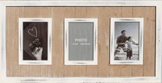 Postershop Fotorama 3 okna 10x15cm, biała