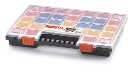 Prosperplast NOR P 16 Szerszám rendszerező doboz