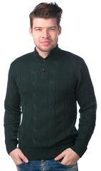 Chaps pánský svetr s pleteným vzorem