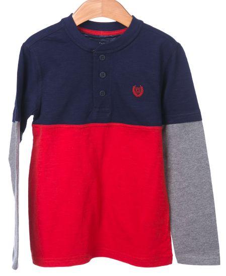 Chaps chlapecké tričko 98-104 oranžová