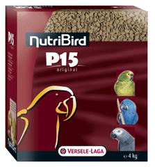 Versele Laga NutriBird P15 Original Papagáj eledel, 4 kg
