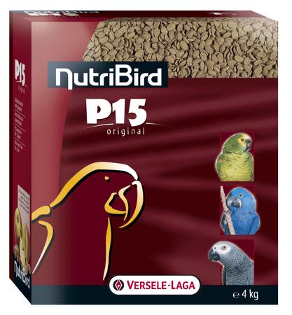Versele Laga NutriBird P15 Original hrana za velike papige, 4 kg