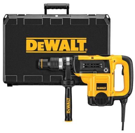 DeWalt elektropnevmatsko kombinirano kladivo D25501K