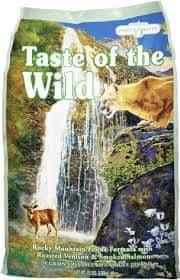 Taste of the Wild Rocky Mtn. Feline macskaeledel - 2 kg