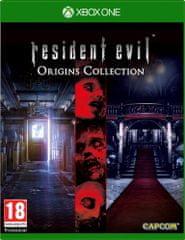 Capcom Resident Evil: Origins Collection (Xbox One)