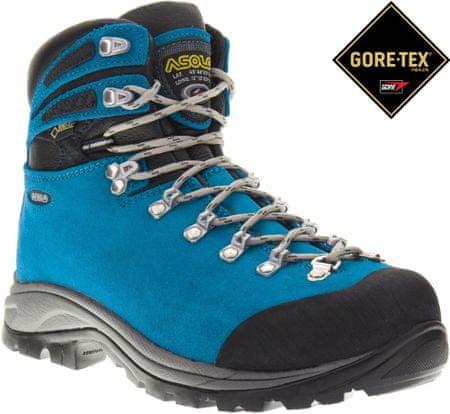 Asolo pohodni čevlji Tribe GV, ženski, modri, 5.5 (38.7)