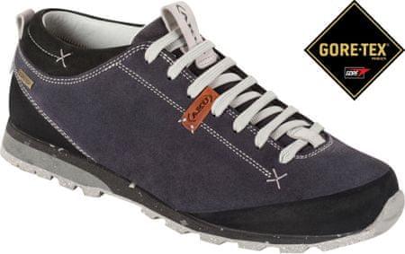 Aku pohodni čevlji Bellamont Suede GTX, moški, črni, 9 (43)