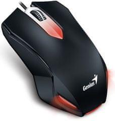 Genius X-G200, černá (31040034102)