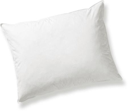 bed & fun´tastisch Miękka poduszka z puchu, jednokomorowa