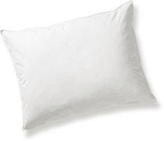 bed & fun´tastisch Pevný polstrovaný polštář z prachového peří s vyšší gramáží, tříkomorový