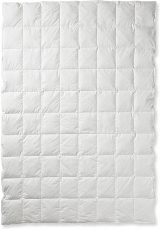 bed & fun´tastisch Basic przeszywana kołdra puchowa z pierzem 140x200 cm, 300 g