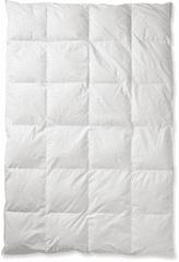 bed & fun´tastisch Basic prešívaná prikrývka z peria 140x200 cm, 600 g
