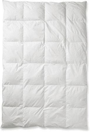 bed & fun´tastisch Basic przeszywana kołdra puchowa z pierzem 140x200 cm, 600 g